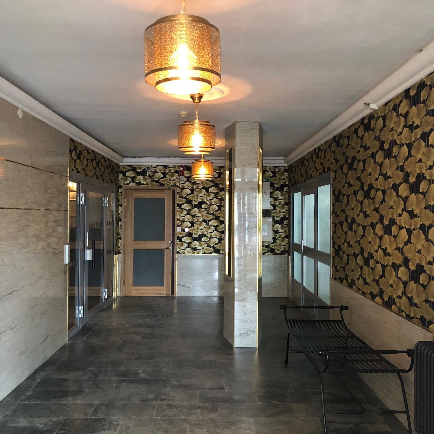 Idun Barnklinik entrance 2