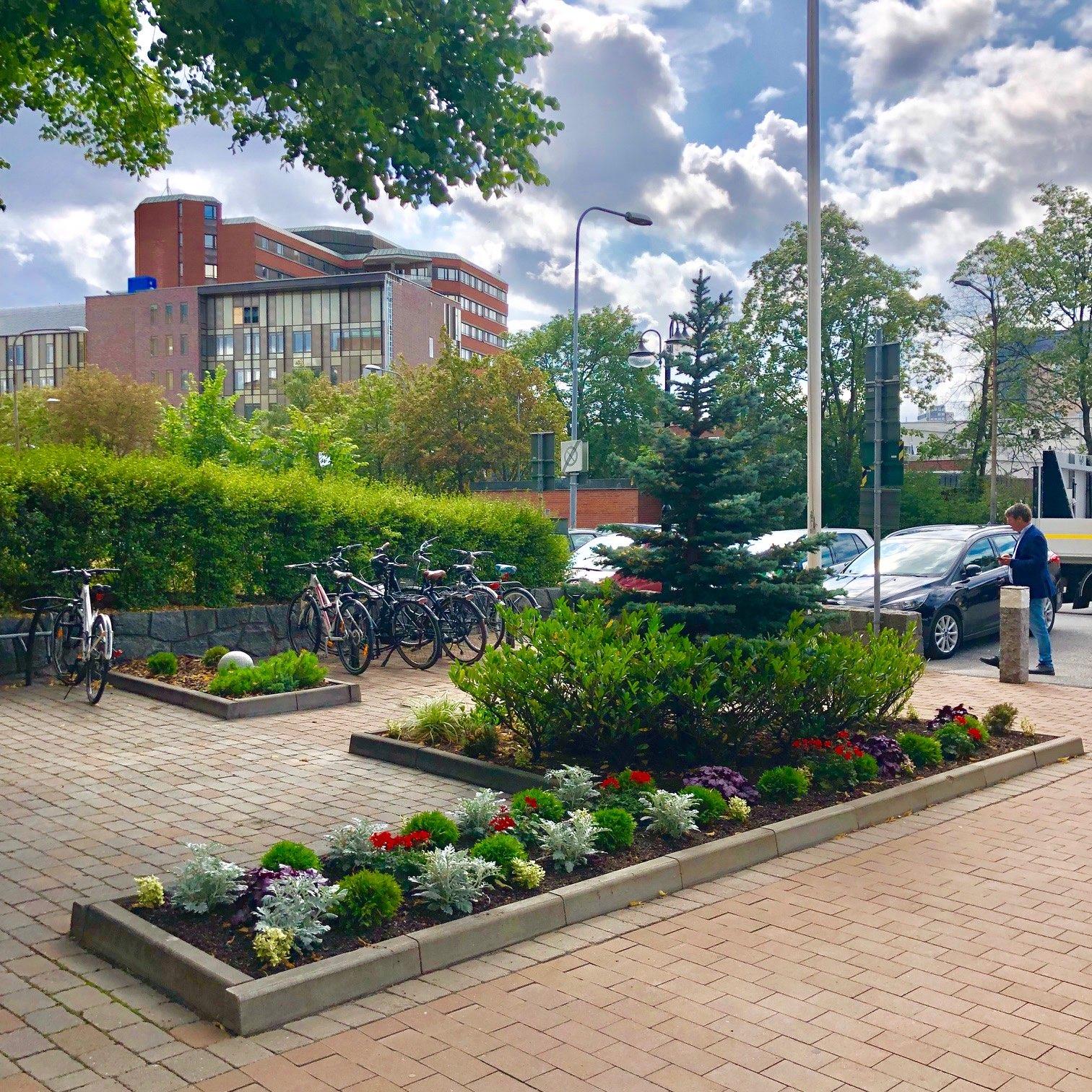 Outside Idun Barnklinik