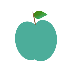 Idun barnklinik Apple logo