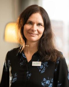 Eva Larsson Psykolog Idun Barnklinik Kungsholmen