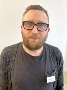 Niklas Lidén PTP Psykolog Idun Barnklinik