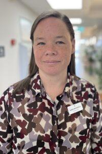 Sara Brandell Barnpsykolog Idun Barnklinik Kungsholmen Stockholm